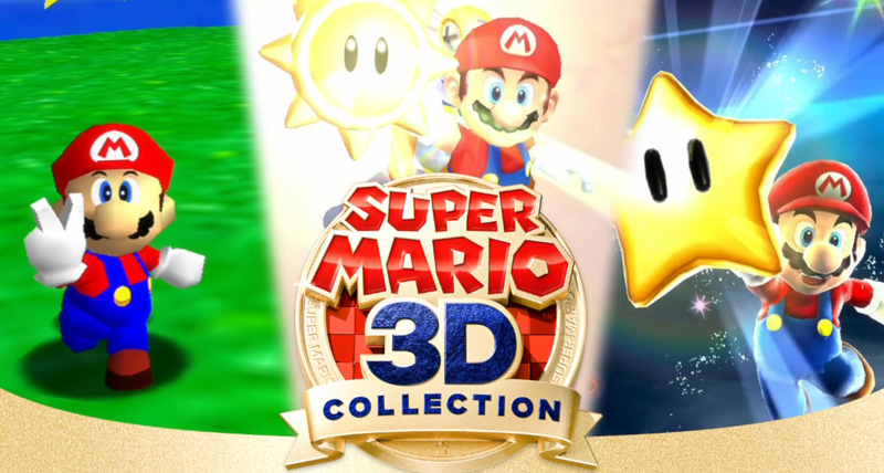 3Dマリオコレクション