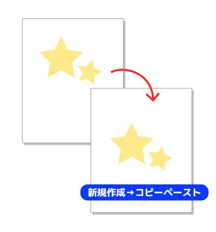 新規作成コピー