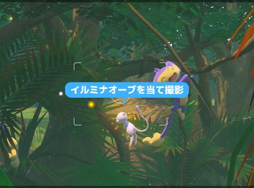 ジャングルの幻
